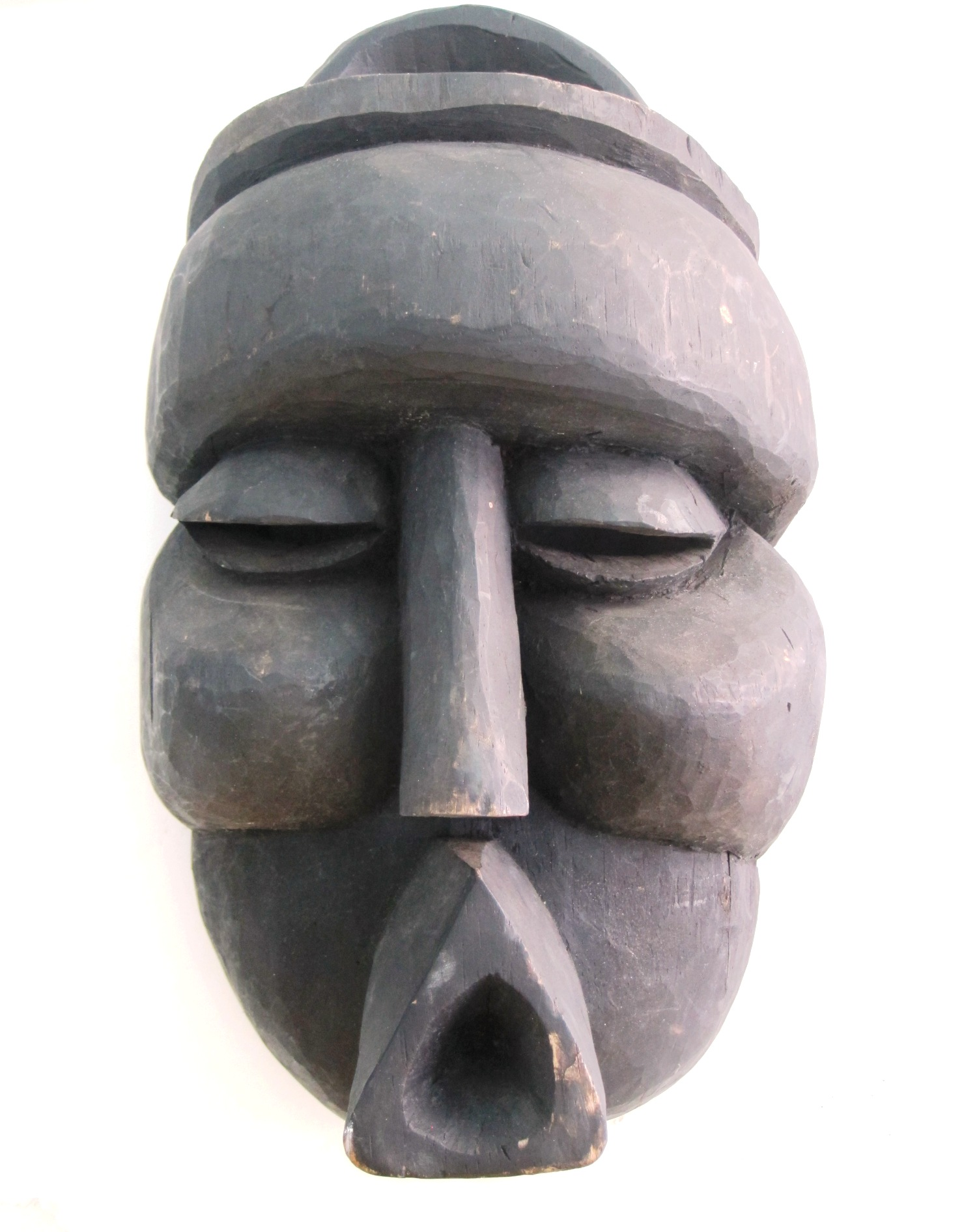 Masks from the Congo (Zaire)