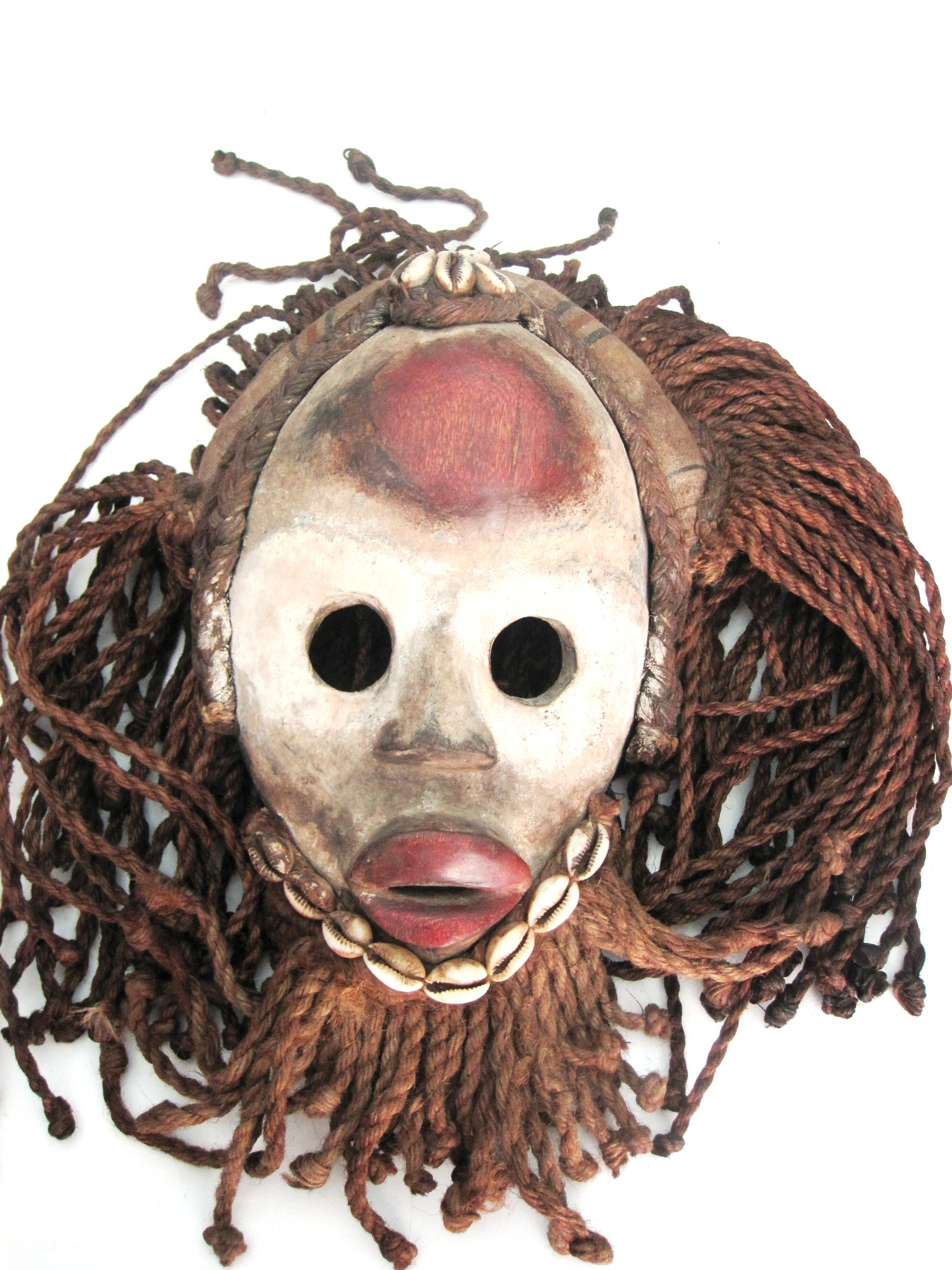 Masks from Liberia