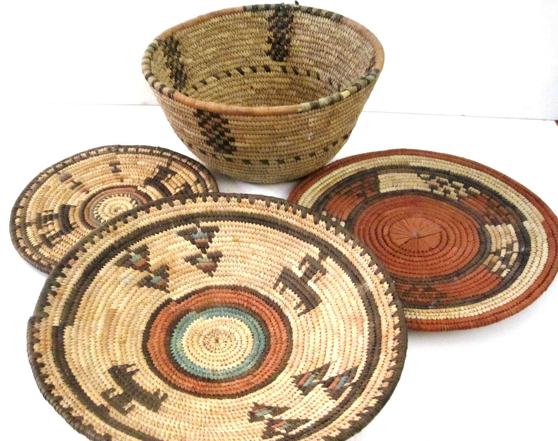 Adari Collection of Ethiopian Baskets