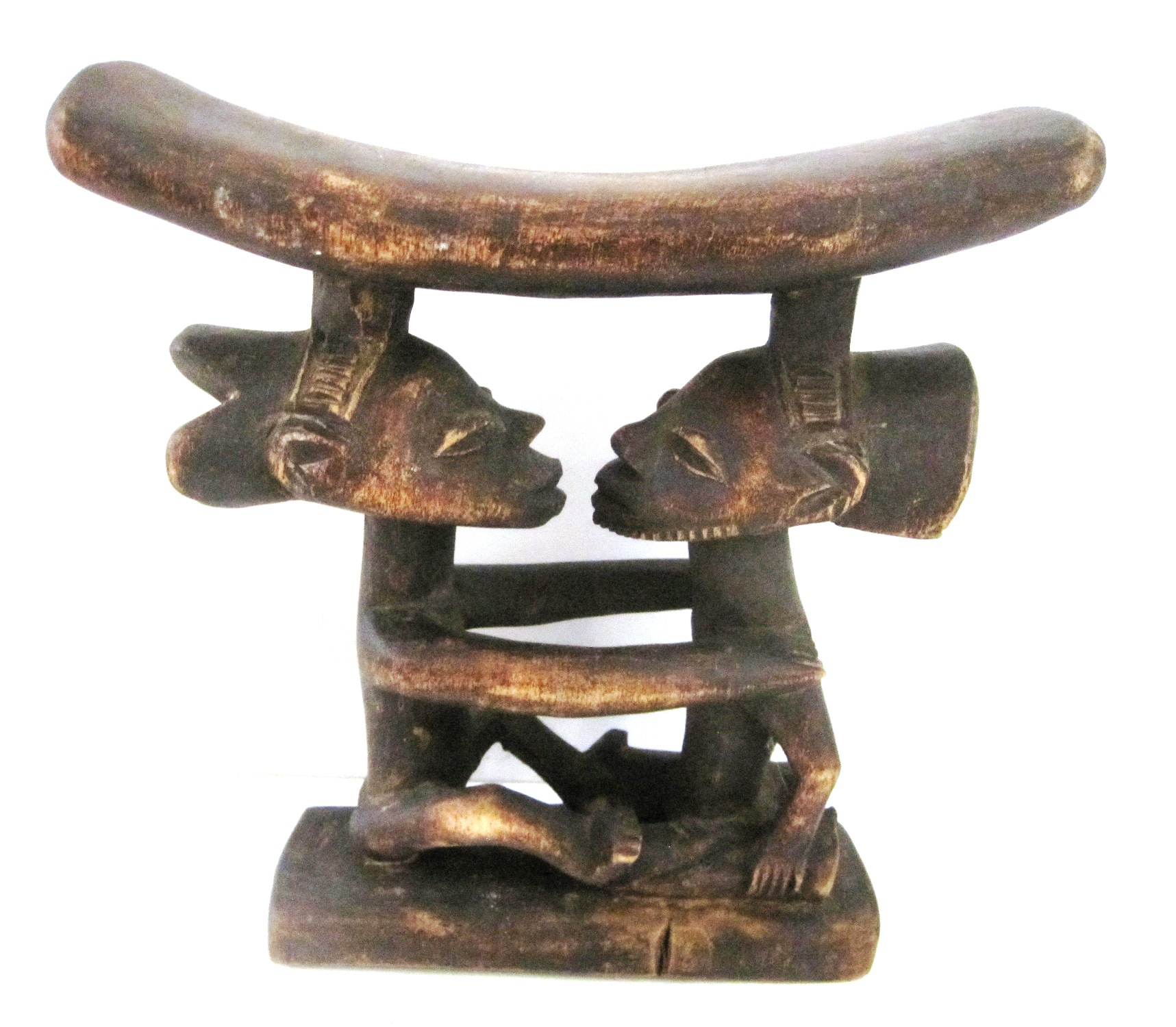 Vintage Headrest from Ethiopia