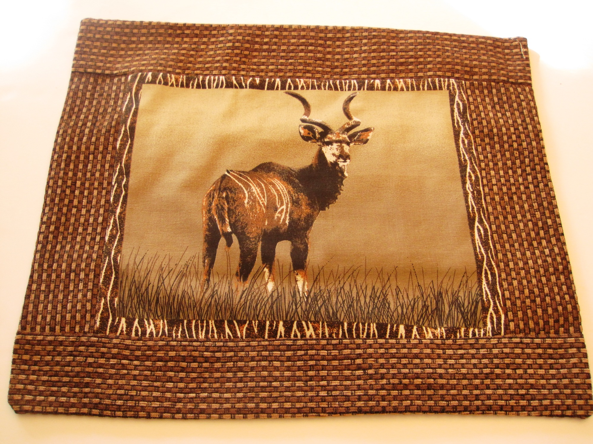 Regional African Cushion Cover #2