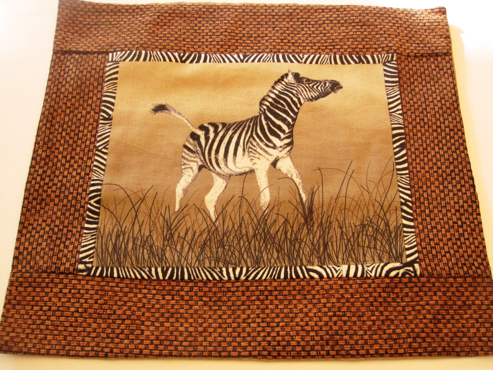 Regional African Cushion Cover #3