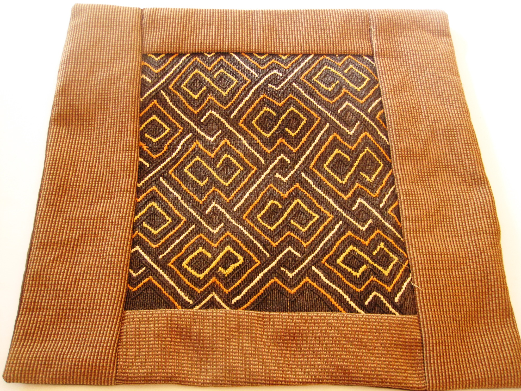 Regional African Cushion Cover #4