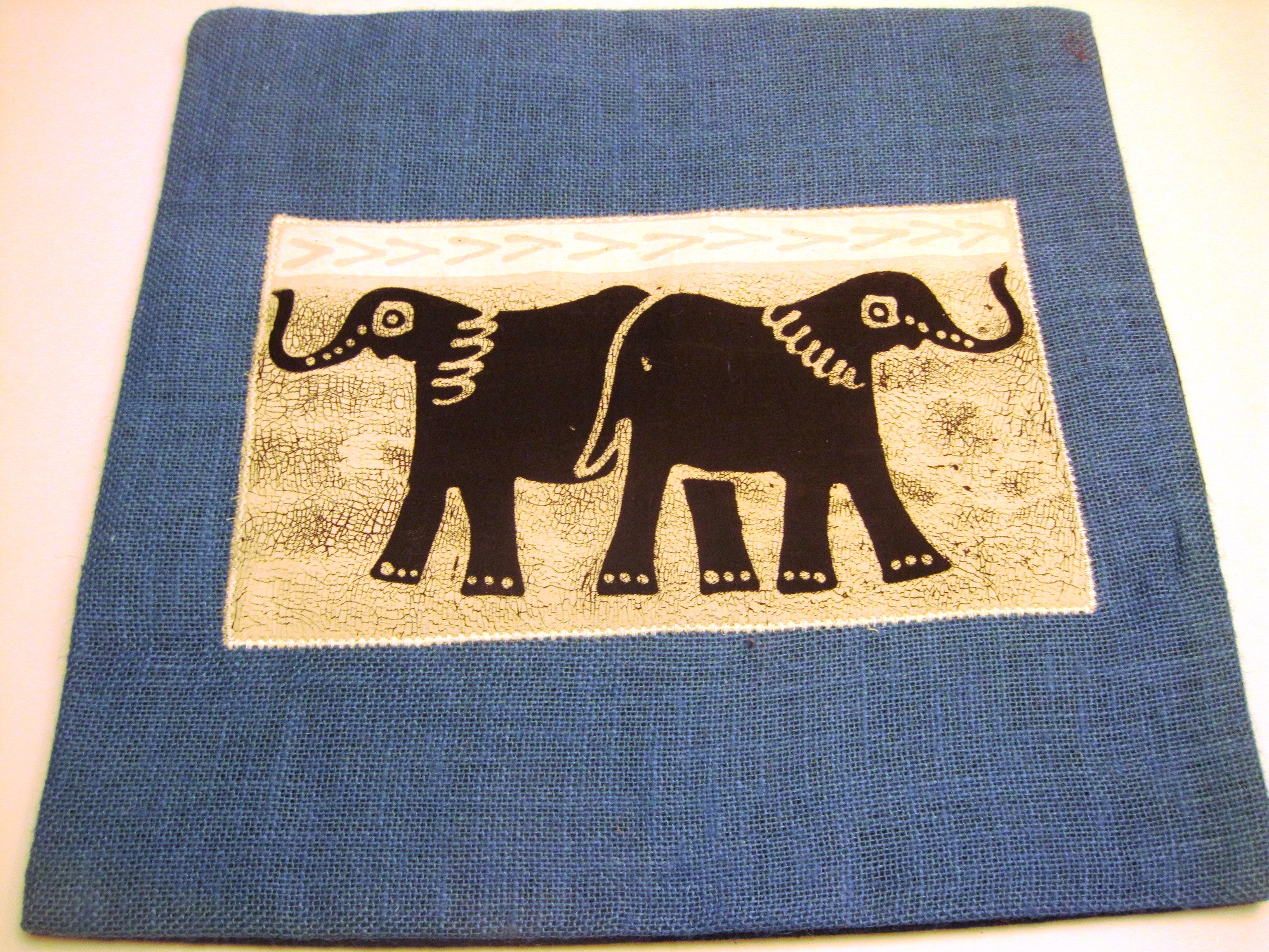 Regional African Cushion Cover #15