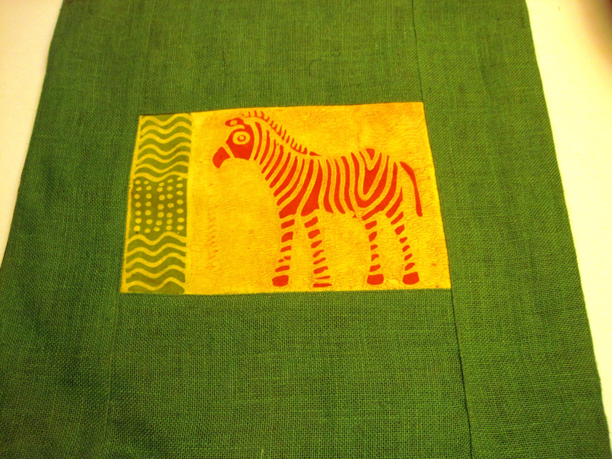 Regional African Cushion Cover #21L