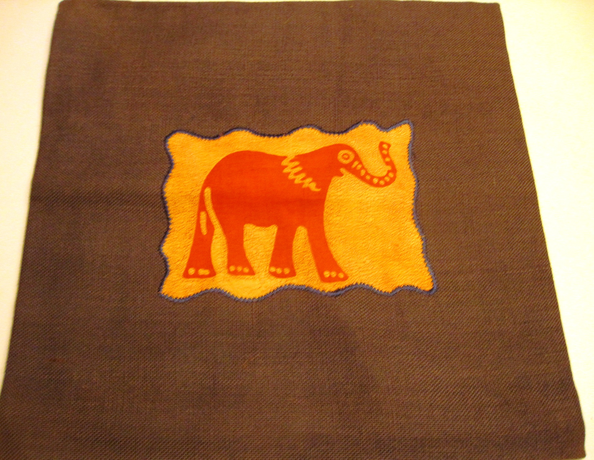 Regional African Cushion Cover #22L