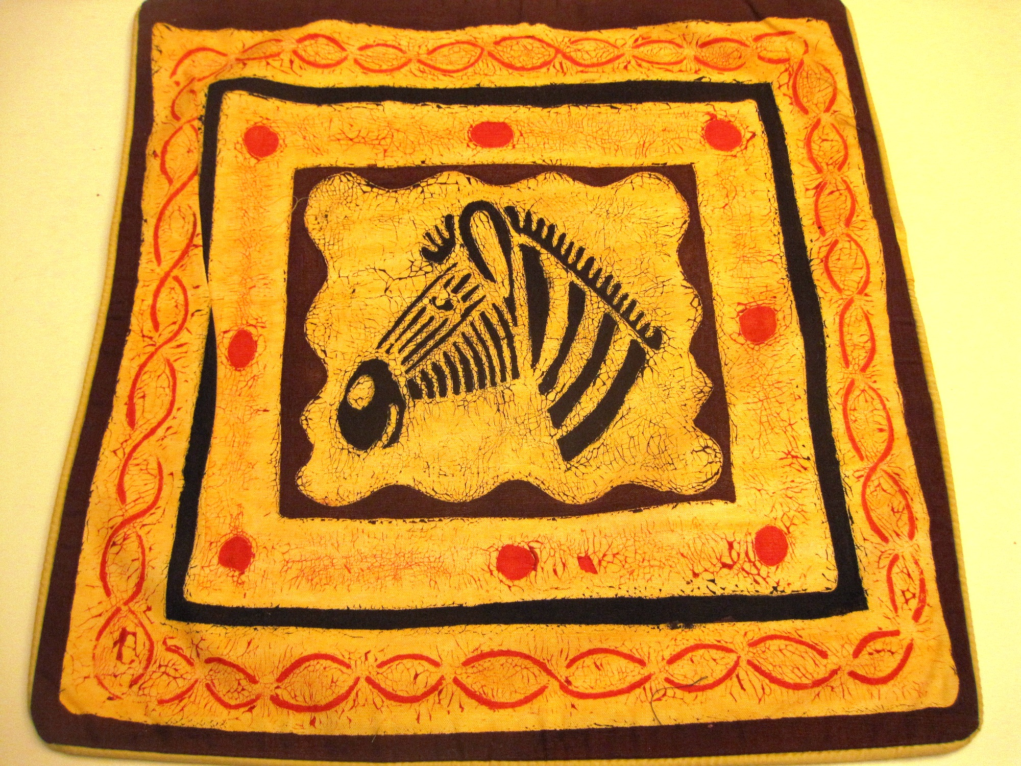 Batik Cushion Cover #16
