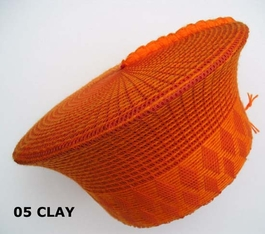 Clay Zulu Hat