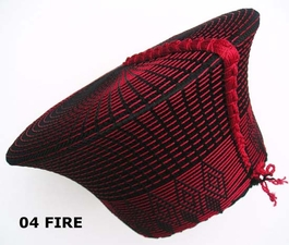 Fire Zulu Hat