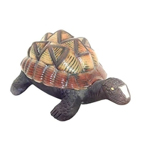 Tortoise - Raku Ceramic Art