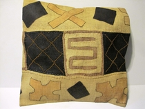 African Kuba Cushion/Pillow Cover  S010