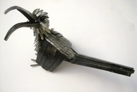 Hornbill Metal Sculpture