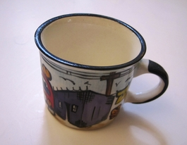 Intshiba Crafts Mug Small