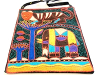 Shangaan Hand-Embroidered Purse #3343