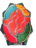 Handcrafted Bowl from Mozambique - Design 001