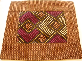 Regional African Cushion Cover #5