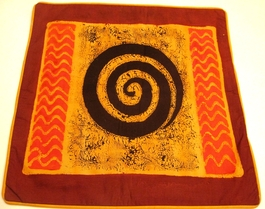 Batik Cushion Cover #18