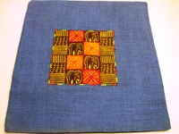 Regional African Cushion Cover #13