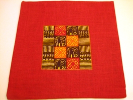 Regional African Cushion Cover #14