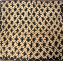 African Kuba Shoowa Textile Strip #013