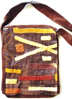 Multi-Use Kuba Cloth Bag #01