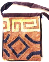 Multi-Use Kuba Cloth Bag #02