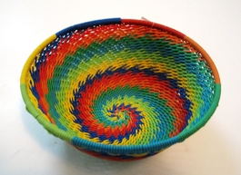 Zulu Telephone Wire Basket - 005