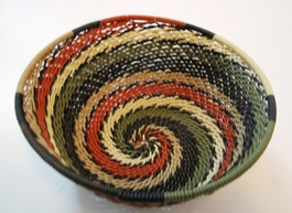 Zulu Telephone Wire Basket - 004