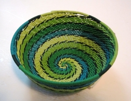 Zulu Telephone Wire Basket - 006