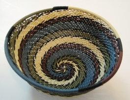 Zulu Telephone Wire Basket - 003
