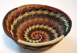 Zulu Telephone Wire Basket - 008