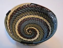 Zulu Telephone Wire Basket - 007