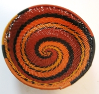 Zulu Telephone Wire Basket - 012