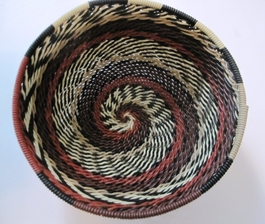 Zulu Telephone Wire Basket - 017
