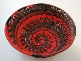 Zulu Telephone Wire Basket - 002