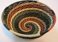 Zulu Telephone Wire Basket - 010