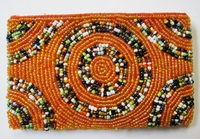 Beaded Clutch Purse - Madagascar - S01