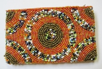 Beaded Clutch Purse - Madagascar - S03