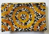 Beaded Clutch Purse - Madagascar - S02
