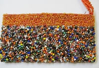 Beaded Clutch Purse - Madagascar - L02