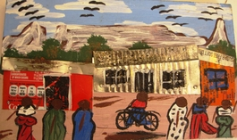 Township Art Painting #011