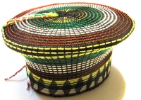 Traditional Zulu Hat - Langa
