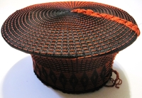 Traditional Zulu Hat - Fire2