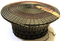 Traditional Zulu Hat - Earth