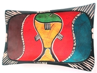 Handcrafted Bowl from Mozambique - Design 007
