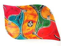 Handcrafted Bowl from Mozambique - Design 003