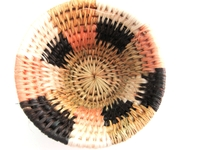 Handwoven Lutindzi Basket from Swaziland - Acacia - S