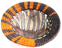 Ceramic V-Bowl - Zebra(2)