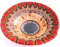 Ceramic V-Bowl - Bushman(L)