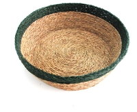 Round Bread Basket - Smoke